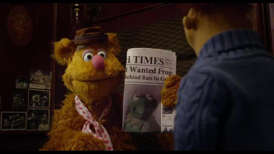 Muppets Most Wanted Official Trailer