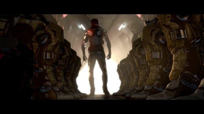 NA Deus Ex Mankind Divided - Adam Jensen 2