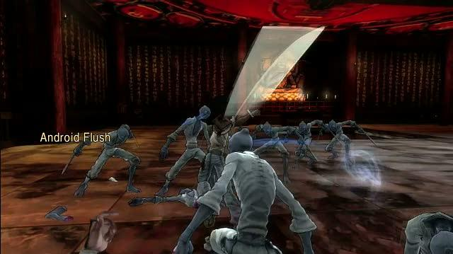 Afro Samurai Xbox 360 Gameplay - Slaughter