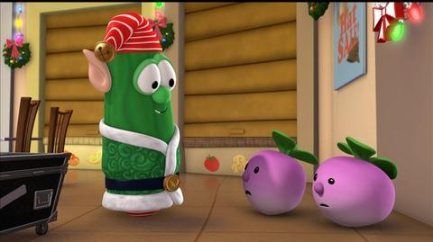 VeggieTales Merry Larry and the True Light of Christmas (2013) - Trailer for VeggieTales Merry Larry and the Ture Light of Christmas