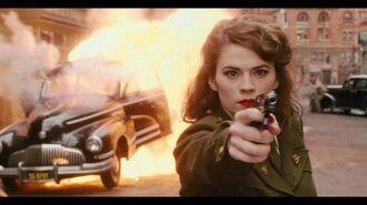 Agent Carter Fan Brain - Pilot, Bridge & Tunnel