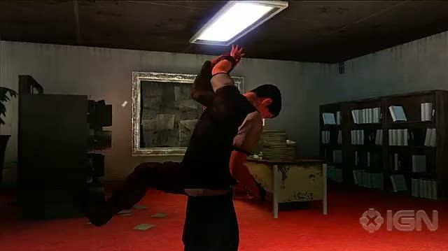 Alpha Protocol Xbox 360 Trailer - Mike Music Video