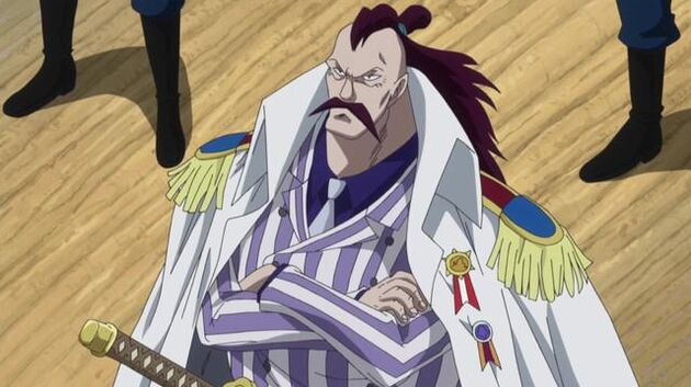 One Piece - Episode 576 - Z's Ambition! a Dark and Powerful Army!