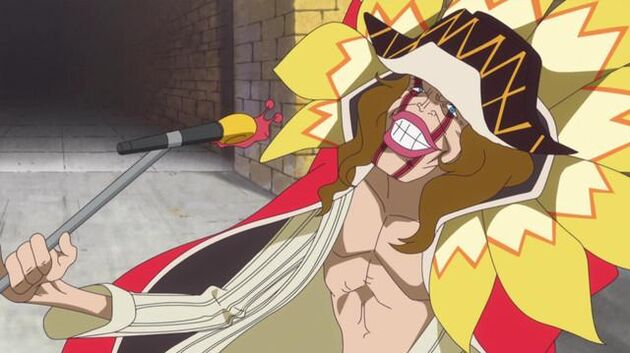 File One Piece - Episode 668 - The Final Round Starts! Diamante the Hero Shows Up!
