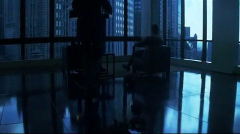 The Dark Knight - Rachel is dead