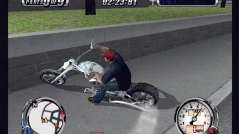 American Chopper 2 Full Throttle (VG) (2005) - Xbox, PS, PS2, GameCube 2