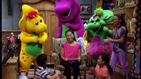 Barney And Friends (2009) - Home Video Trailer for Barney's 2009 releases, including Once Upon A Dino Story