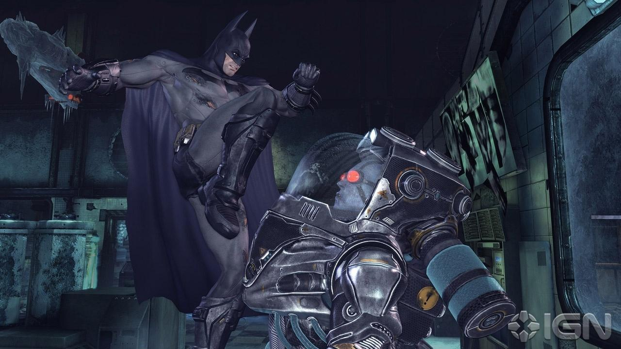 Batman Arkham City Livestream Part 1