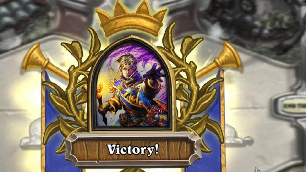 Hearthstone Heroes of Warcraft - Priest vs