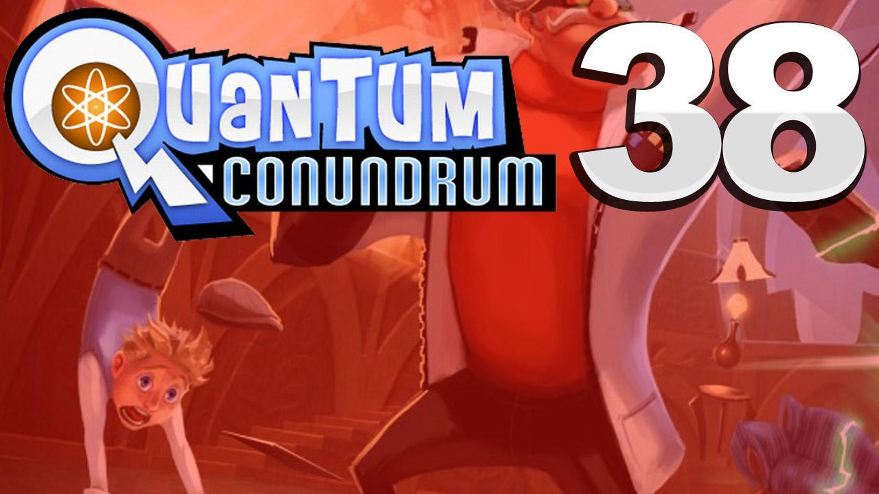 Quantum Conundrum A Course Of Matter Gameplay Walkthrough (Part 38 51)