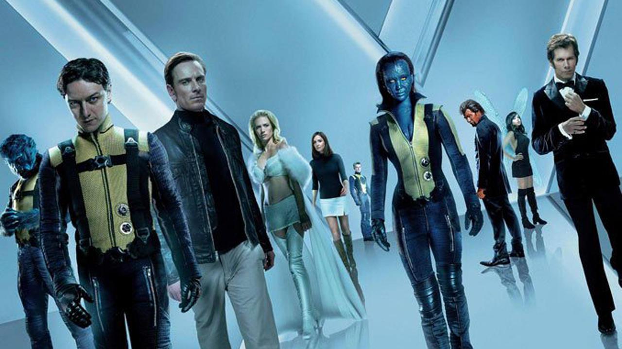 Writing X-Men First Class