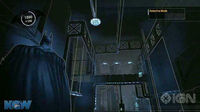 Batman Arkham Asylum Video Guide-Walkthrough - BAA - Joker Toxin!