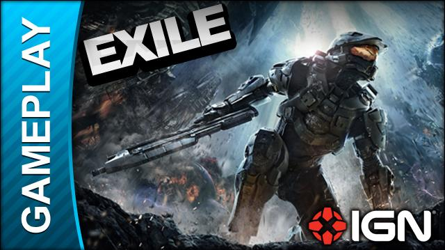 Halo 4 Multiplayer - Exile - Gameplay