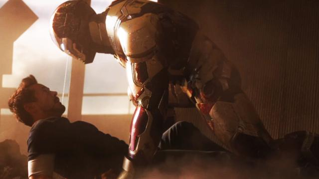 Iron Man 3 - Trailer 1 - Rewind Theater