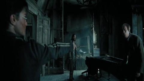 Harry Potter and the Prisoner of Azkaban - Cat, rat and dog