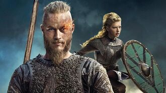 Vikings Cast Interview - Comic-Con 2015