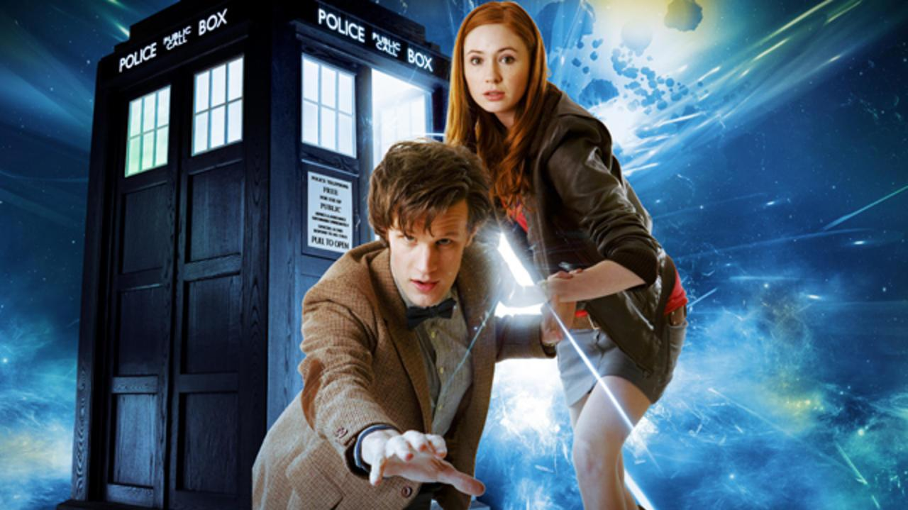 Comic-Con - Doctor Who - Toby Whithouse Interview