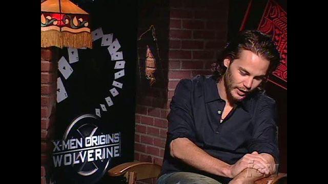 X-Men Origins Wolverine Movie Interview - Video Chat