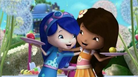 Strawberry Shortcake The Berryfest Princess Movie (2010) - Clip A berry royal sing-a-long
