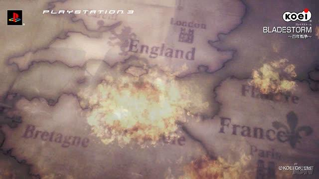 Bladestorm The Hundred Years' War PlayStation 3 Trailer - Europe In Flames