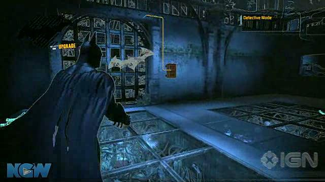 Batman Arkham Asylum Video Guide-Walkthrough - BAA - Two Titans Boss Fight