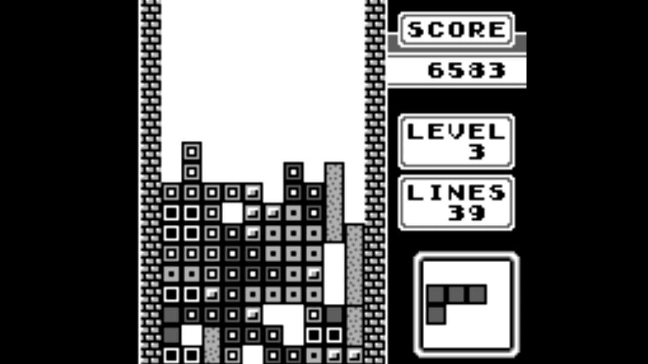 Tetris Scoring A Tetris