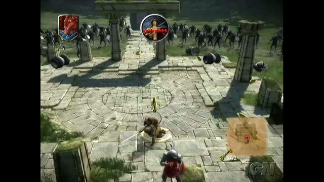 The Chronicles of Narnia Prince Caspian Xbox 360 Feature-Commentary - Defeating Miraz