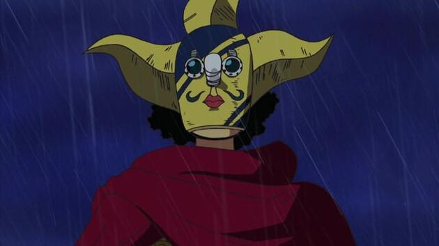 One Piece - Episode 258 - A Mysterious Man Appears?! His Name Is Sogeking!