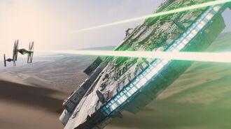 Star Wars Episode VII - The Force Awakens - Teaser Trailer