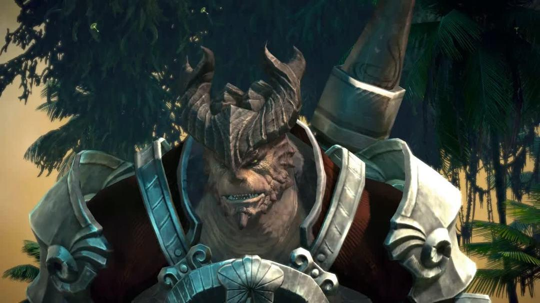 Tera Rising - Small-Ass Monsters