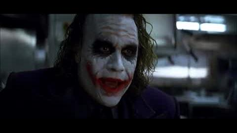 The Dark Knight - The Joker offers his services