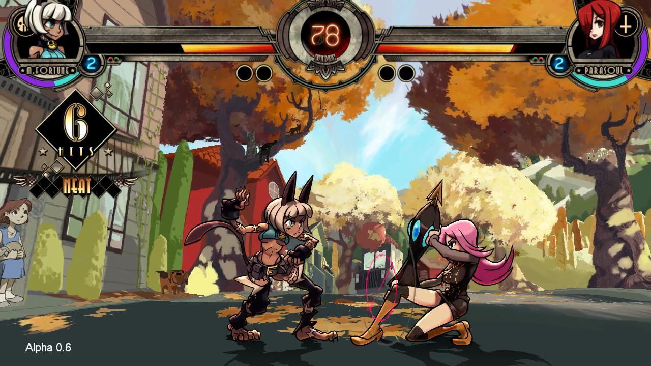 Skullgirls Friday Night Fights