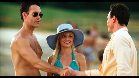 American Reunion (2012) - Clip Oz and Stifler Bump Into Heather And Dron At The Beach