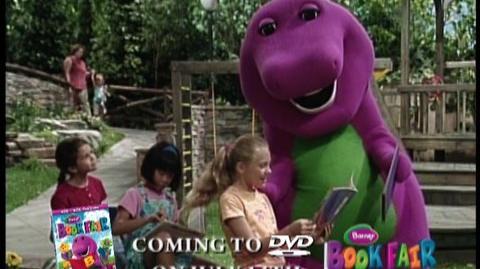 Barney Book Fair (2009) - Clip Books are fun