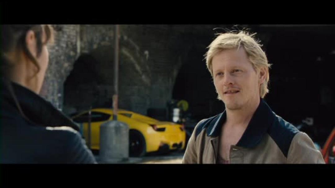 Fast & Furious 6 Clip - Gisele & Ryan