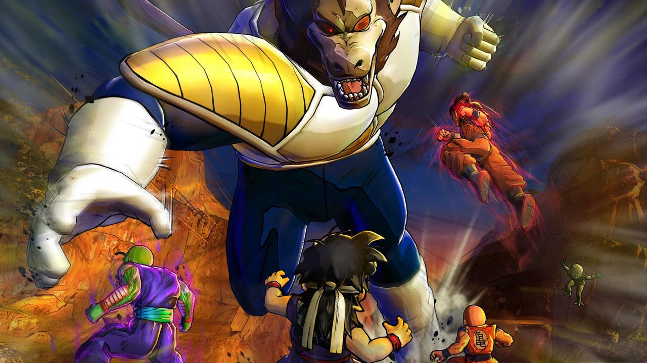 Dragon Ball Z Battle of Z - Super Saiyan Gameplay - TGS 2013