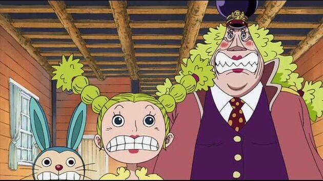 One Piece - Episode 313 - Peace Interrupted! a Navy Vice Admiral With a Fist of Love!