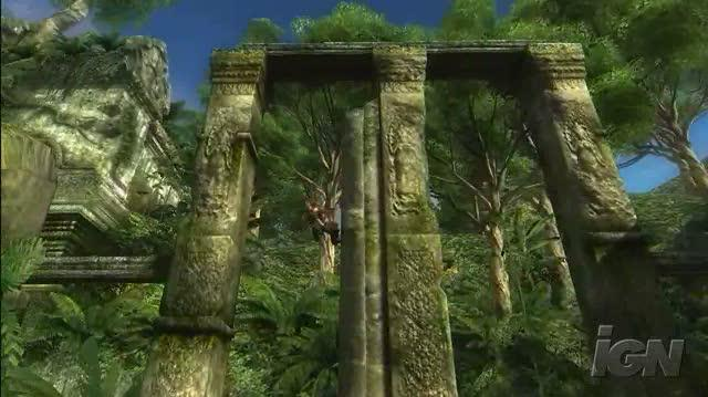 Tomb Raider Underworld PlayStation 3 Trailer - Hunting Tigers