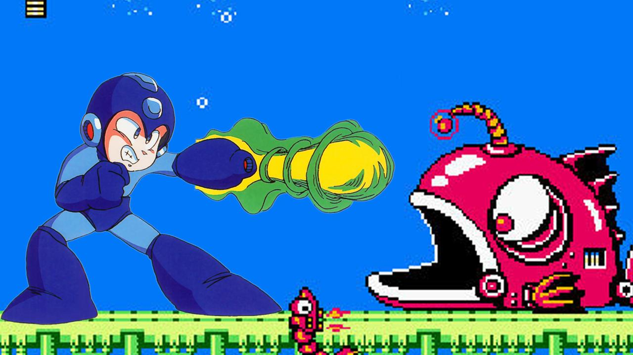 33 Mega Buster (Mega Man) - IGN's Top 100 Video Game Weapons