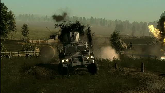 Battlefield Bad Company Xbox 360 Trailer - Run Wild