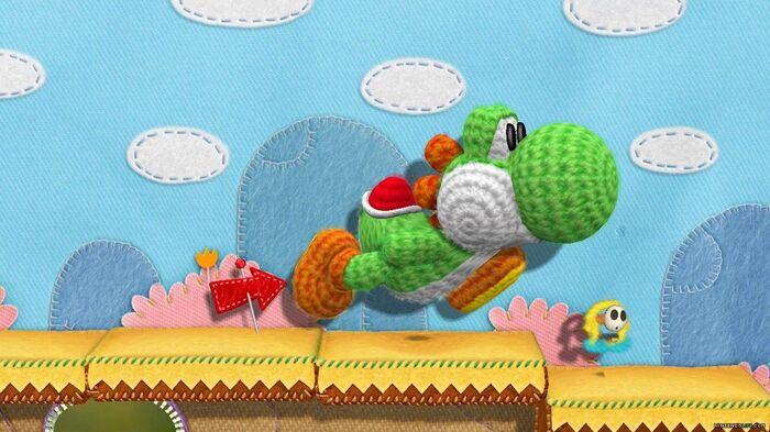 Yoshi's Wooly Worlds Developer Diary - E3 2014