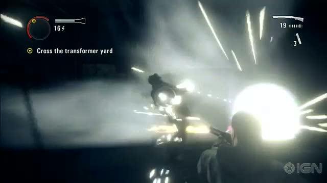 Alan Wake Xbox 360 Gameplay - Sanctuary