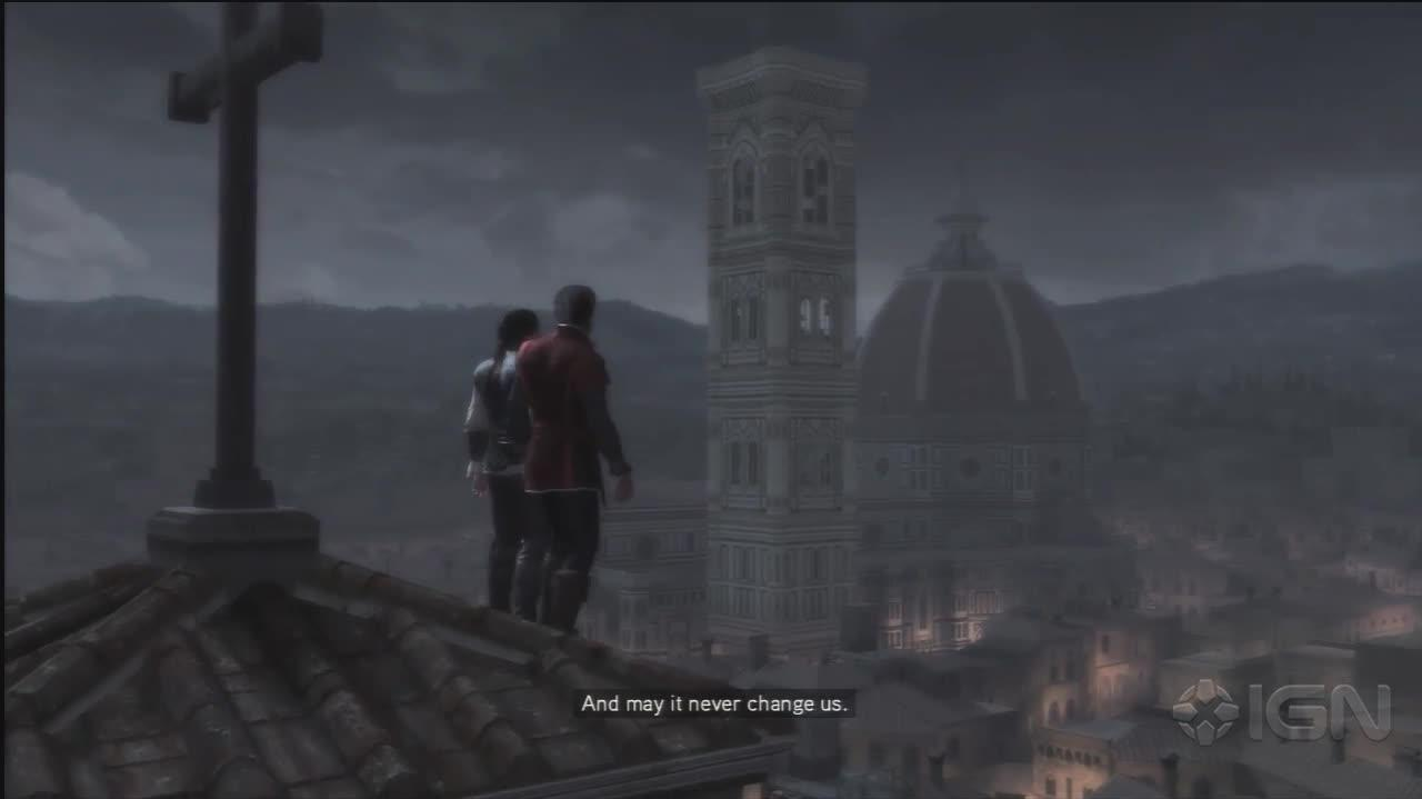 Assassins Creed 2 - First View point of Assassins Creed 2 - Gameplay