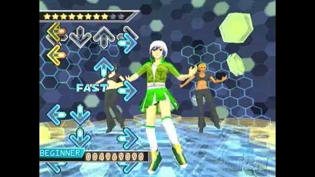 Dance Dance Revolution Hottest Party Nintendo Wii Gameplay - Direct-Feed