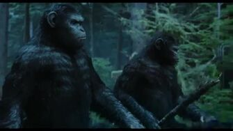 Dawn of the Planet of the Apes - Official Trailer
