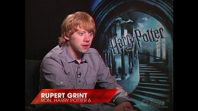 Harry Potter and the Half-Blood Prince Movie Interview - Video Interviews