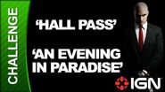 Hitman Absolution Challenge Guide - Terminus Hall Pass An Evening in Paradise
