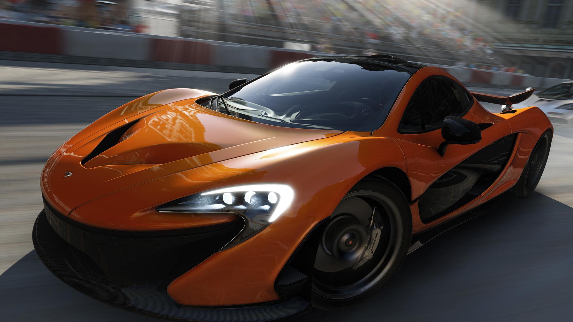 Forza Gameplay Cruising in a Ferrari - Gamescom 2013