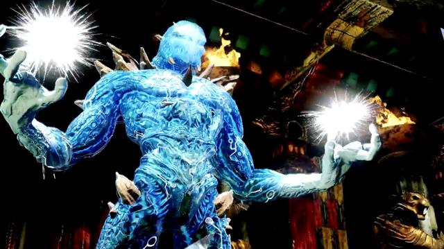Official E3 2013 Killer Instinct Announcement Trailer