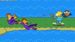 SIMPSONS ARCADE GAME, THE